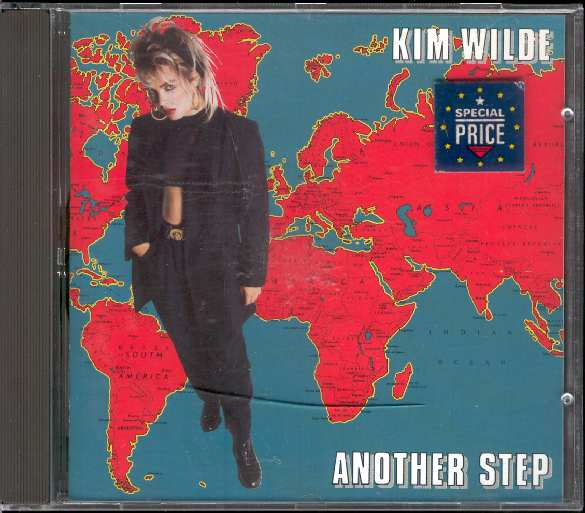 KIM WILDE. ANOTHER STEP